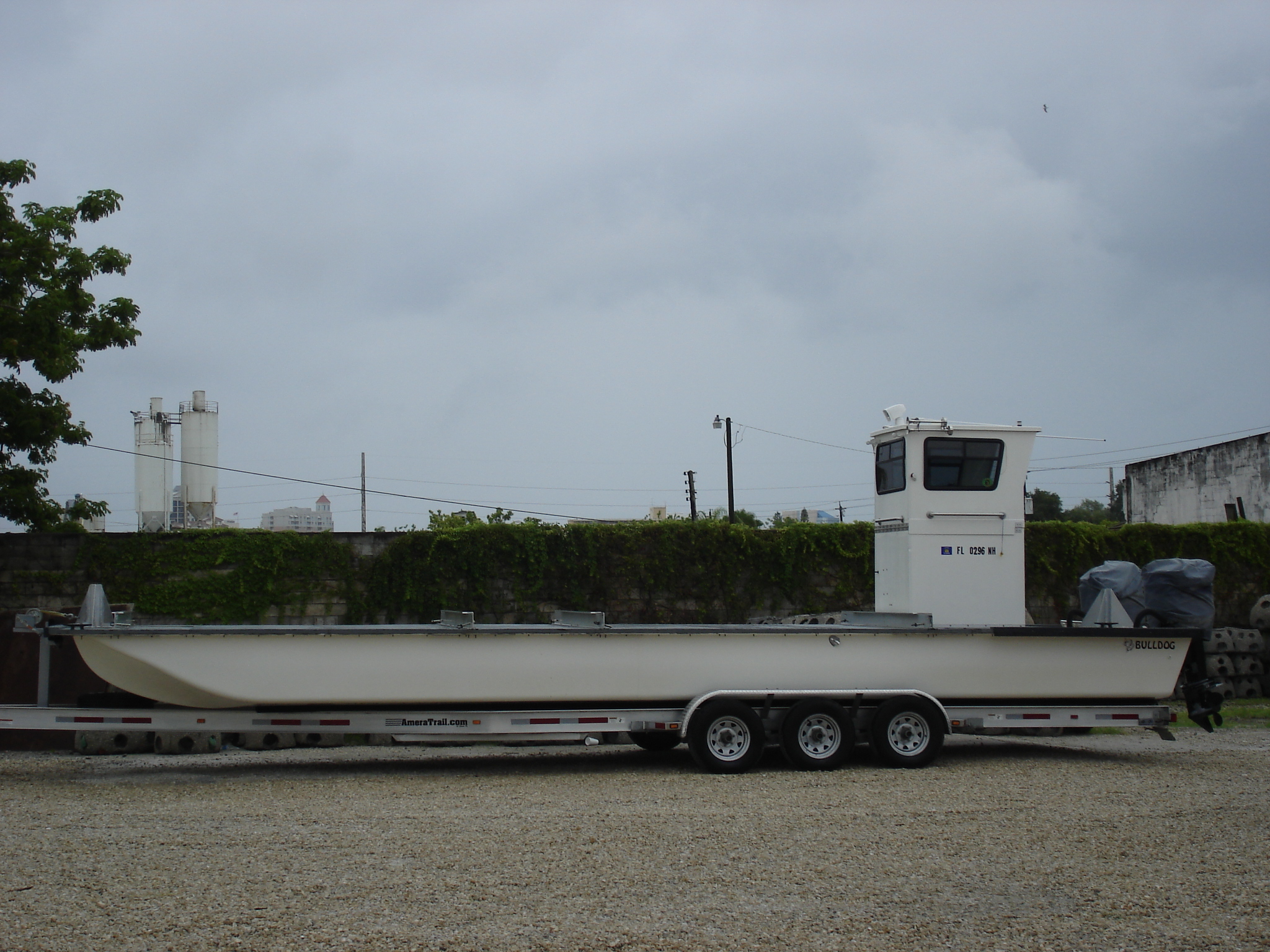 Pontoon Boat (2)