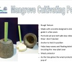 Mangrove Cultivating Pot