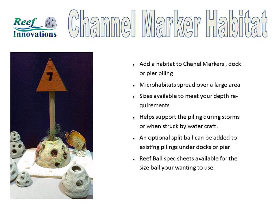 Channel Marker