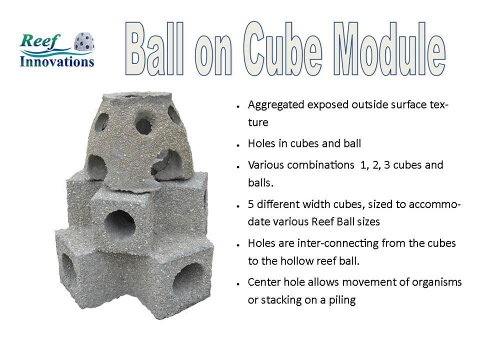 Cube with Ball