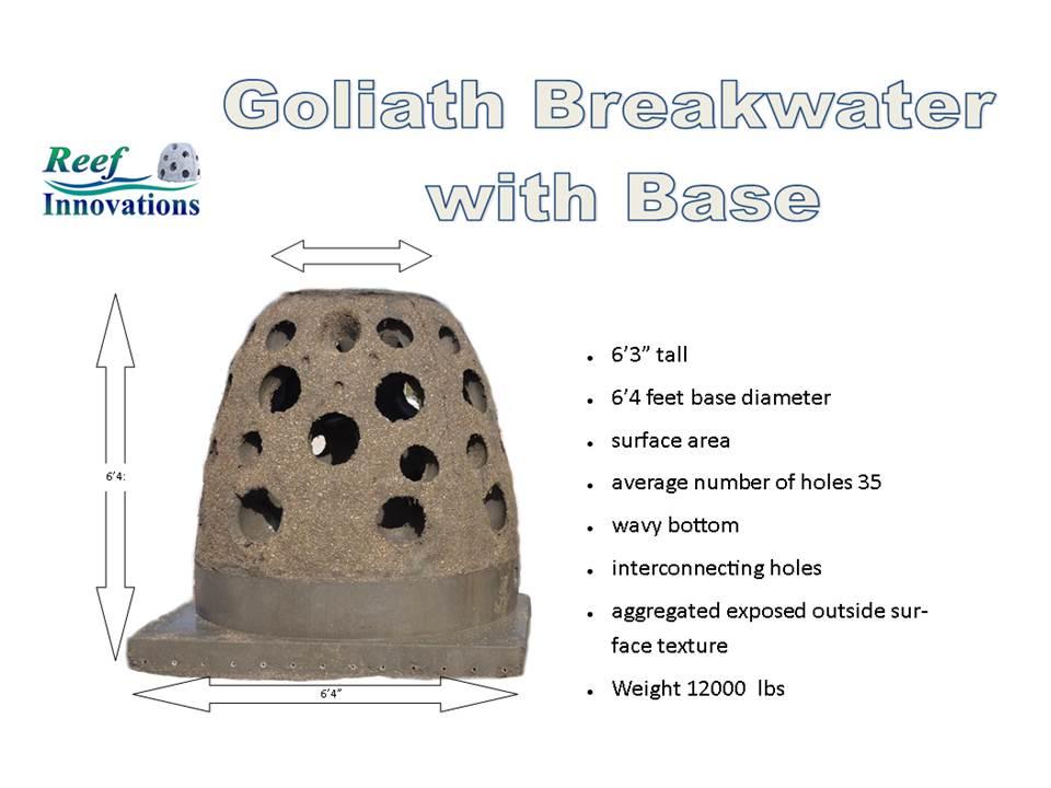 Goliath Platform Base