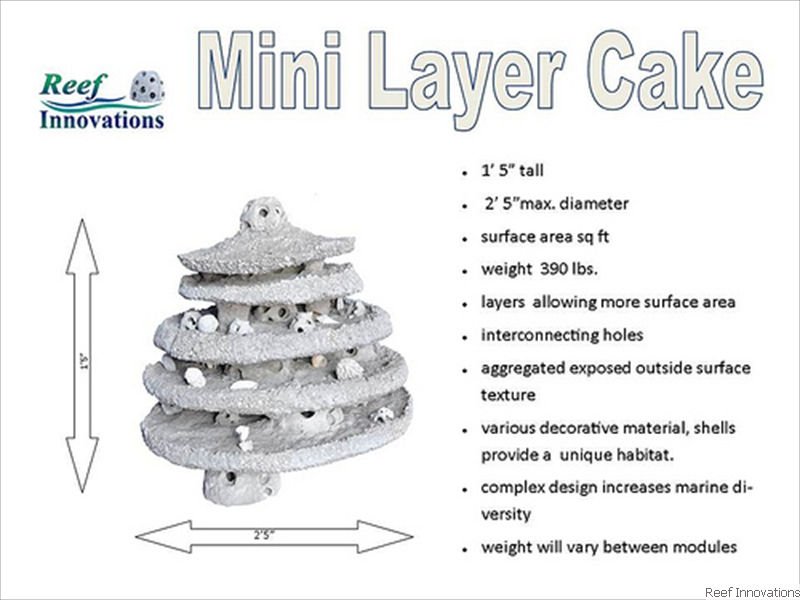 Mini Layer Caker